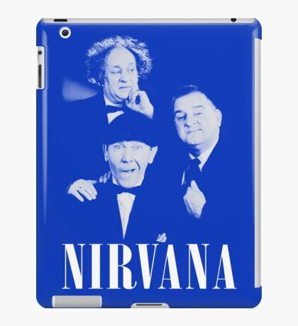 Nirbana : Three Idiots Parody iPad Case/Skin