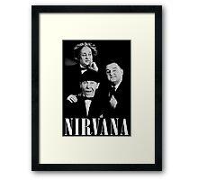Nirbana : Three Idiots Parody Framed Print