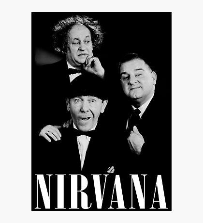 Nirbana : Three Idiots Parody Photographic Print