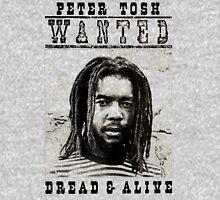 Wanted : Jamaican Dread Unisex T-Shirt