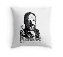 Phillip K. Dick Throw Pillow