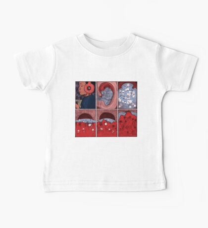 Drown Sound Baby Tee