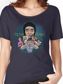 FILTHY FRANK & FRIENDS Women's Relaxed Fit T-Shirt