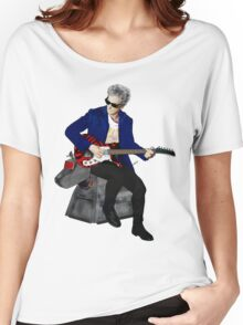 The 12th Doctor and K-9 Women's Relaxed Fit T-Shirt