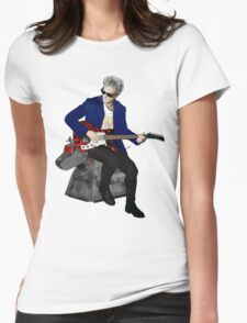 The 12th Doctor and K-9 Womens T-Shirt