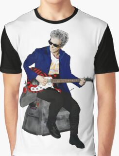 The 12th Doctor and K-9 Graphic T-Shirt