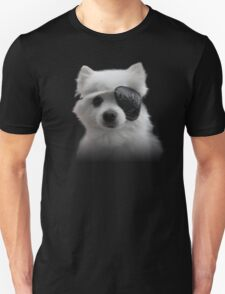 Gabe the Dog - Eyepatch Unisex T-Shirt