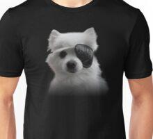 Gabe the Dog - Eyepatch Unisex T-Shirt