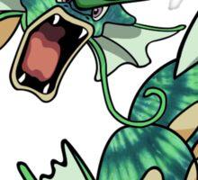 Tie Dye Gyra Sticker