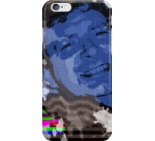 Graffiti Phil by Anne Winkler iPhone Case/Skin