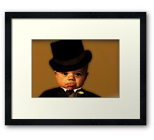 """""""Yes Sir ! That's My Baby ...!"""" Framed Print"""