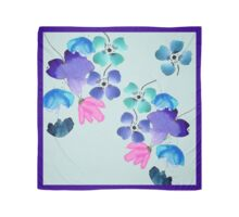 Gorgeous Watercolor Floral Pattern Scarf