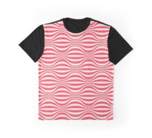 Pink Illusions Graphic T-Shirt