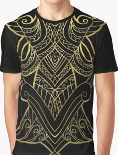 Virgo gold Graphic T-Shirt