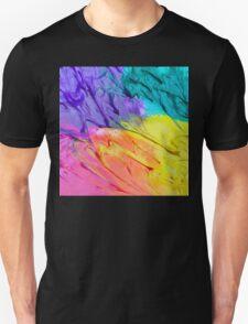 Paint Strokes Art Unisex T-Shirt