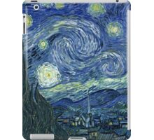 Post-impressionist, Vincent van Gogh The Starry Night  iPad Case/Skin
