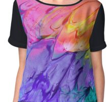 Painted Sky Chiffon Top