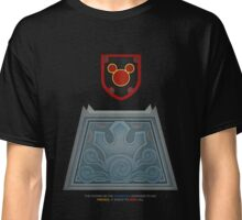 Kingdom Hearts Inspired Dream Shield Classic T-Shirt