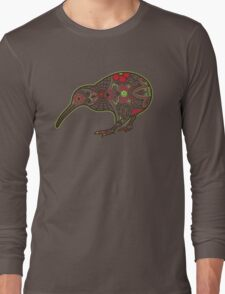 Day of the Kiwi Long Sleeve T-Shirt
