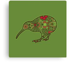 Day of the Kiwi Canvas Print