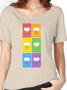 Color Me Loved Women's Relaxed Fit T-Shirt