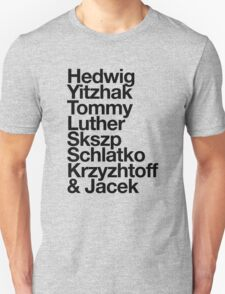 hedwig and the angry inches T-Shirt