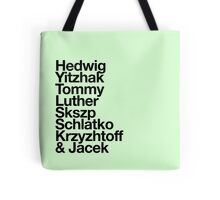 hedwig and the angry inches Tote Bag