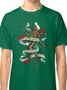 Super Green Classic T-Shirt