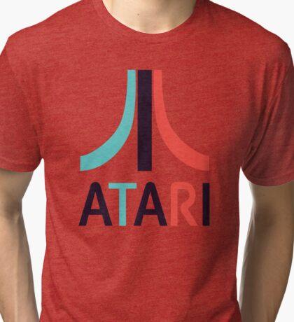 Vintage Gamer Tri-blend T-Shirt