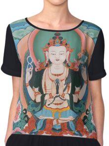 Buddha Chiffon Top
