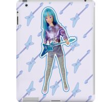 I am a Blue Hologram iPad Case/Skin