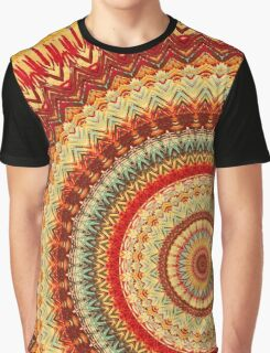 Mandala 011 Graphic T-Shirt