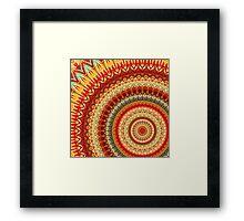 Mandala 011 Framed Print