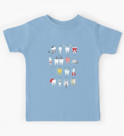 Dental Definitions Kids Tee