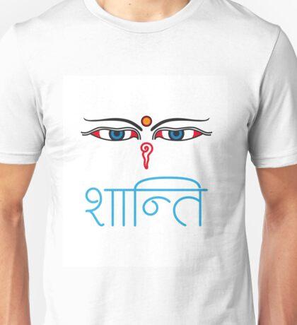 Shanti - Peace Unisex T-Shirt