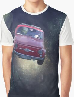 Bella in Space - by Anne Winkler Graphic T-Shirt