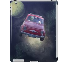 Bella in Space - by Anne Winkler iPad Case/Skin