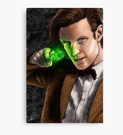 The Eleventh Canvas Print
