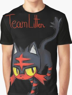 Team Litten Graphic T-Shirt