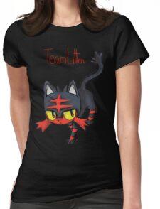 Team Litten Womens Fitted T-Shirt