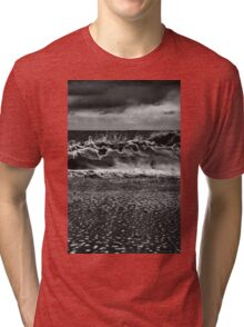 The Wave Upon The Shore Tri-blend T-Shirt