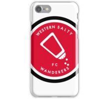 Western Salty Wanderers FC iPhone Case/Skin