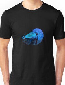 Nautalis Blue  Unisex T-Shirt