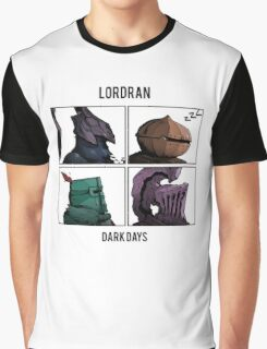 Dark Days Graphic T-Shirt