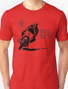 ISLE OF MAN TT 1967 VINTAGE ART Unisex T-Shirt