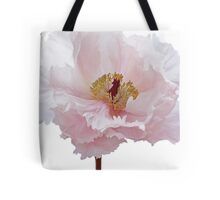 Pink Tree Peony Flower Tote Bag