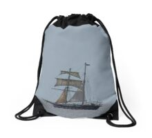 Queen of the Solway Firth Drawstring Bag