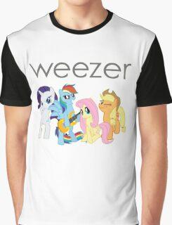 Weezer Pony Graphic T-Shirt