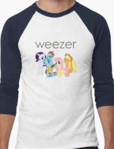 Weezer Pony Men's Baseball ¾ T-Shirt