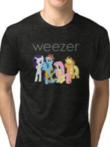 Weezer Pony Tri-blend T-Shirt